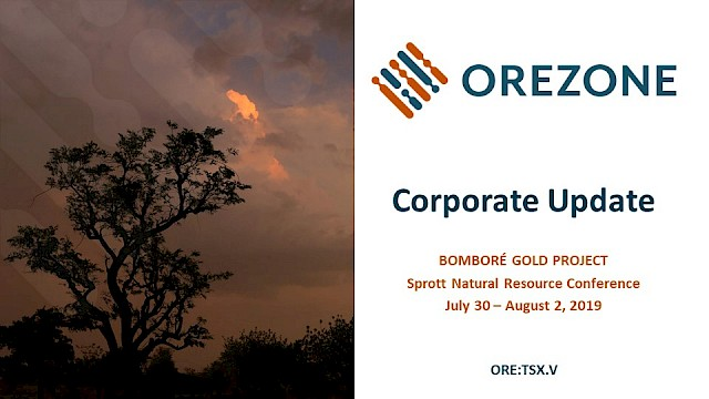 Sprott Natural Resource Symposium July 30 - Aug 2, 2019